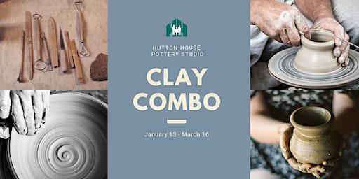 Clay Combo Class