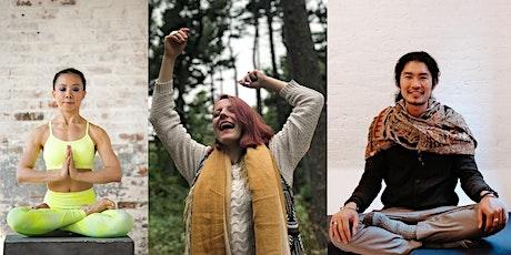 Cosmic Unity:  Yoga, Song & Sound Meditation tickets