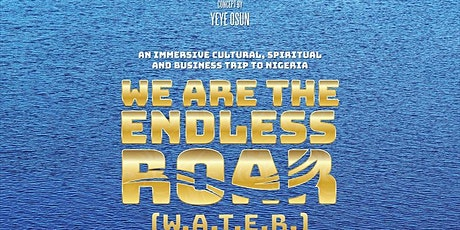 We Are The Endless Roar - a NYC Premiere Film Screening in HARLEM tickets