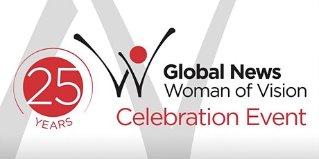 2020 GLOBAL NEWS WOMAN OF VISION | Celebration Event tickets