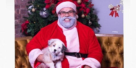Dog Portraits with Santa  tickets