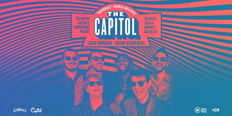 The Capitol Single Release w/ Zack Morgan & Friends and Brian Scartocci tickets