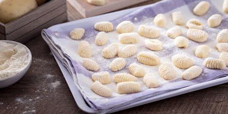 Making GNOCCHI (Sunday Jan. 26th at 3pm)
