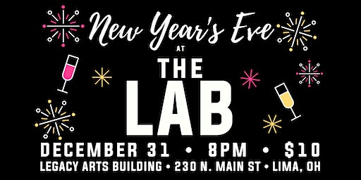 New Year's Eve at The LAB