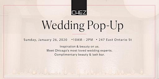 Chez Wedding Pop-Up
