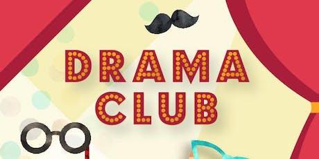 Drama Club billets