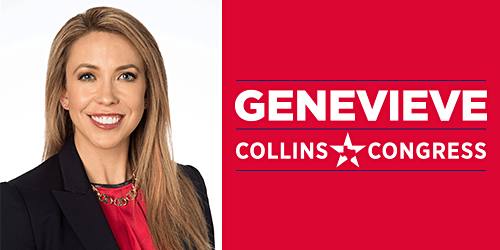Republican Lawyers of Dallas Candidate Roundtable - Genevieve Collins