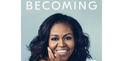 Book Discussion Group: Becoming by Michelle Obama