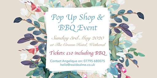 Summer Shopping and BBQ event