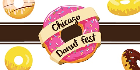 Chicago Donut Fest - A River North Donut Tasting tickets