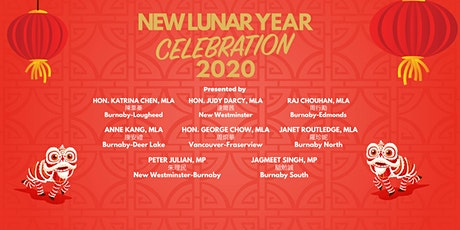 Lunar New Years Celebrations 2020 tickets