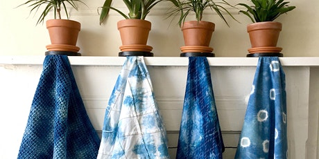 Shibori Indigo Tie Dye Workshop in Seattle tickets