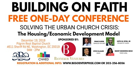 Building On Faith - Church Development Conference tickets