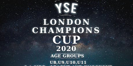 YSE London Champions CUP tickets