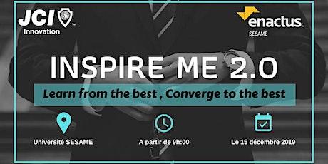 INSPIRE ME 2.0 billets