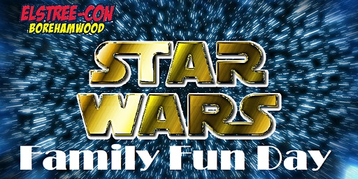 Elstree-Con Star Wars Family Fun Day