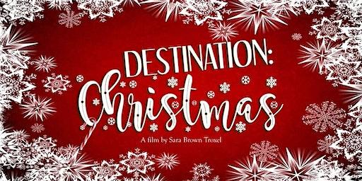 Destination Christmas stage reading