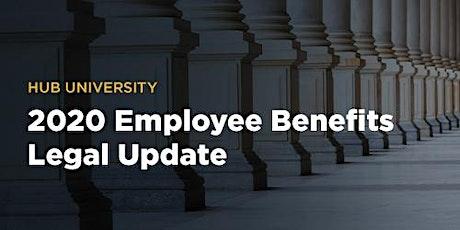 [St. George] HUB University: 2020 Employee Benefits Legal Update tickets
