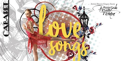 Cabaret: Love Songs
