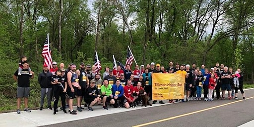 St. Louis:Tillman Honor Run