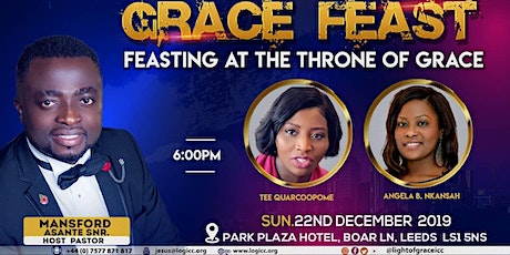 GRACE FEAST 2019 tickets