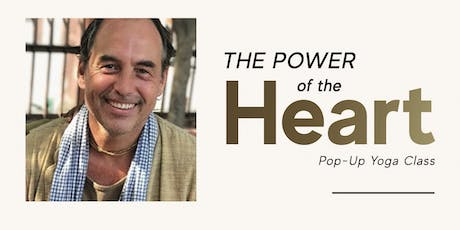 Power of the Heart Yoga Flow Master Class w/ Saul David Raye tickets