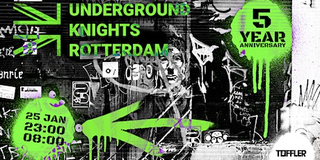 UKRotterdam w/ Shadow Child (UK) | 5 YEAR ANNIVERSARY tickets