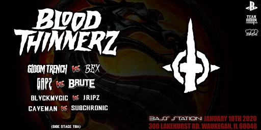 BloodThinnerz [at] Bass Station 1/10