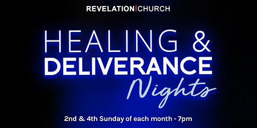Revelation Church - Healing Night