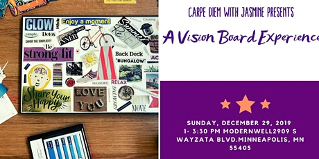A Vision Board Experience: 2020 Vision tickets