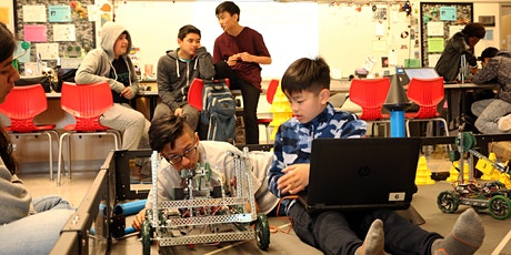 Willie L. Brown Jr. Middle School Robotics Competition Showcase tickets