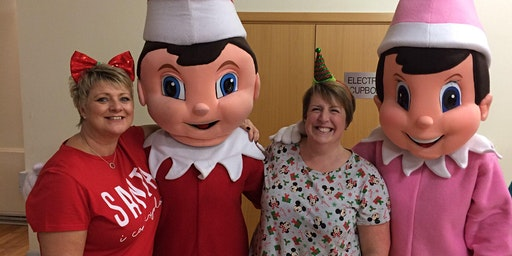 PPP Children's Christmas Party ft The Dunstable Elf