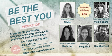 BE THE BEST YOU - WELLNESS WORKSHOP tickets
