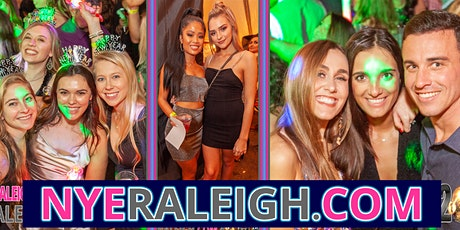NYERaleigh's New Year's Eve Celebration tickets