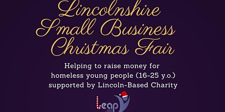 Lincolnshire Small Business Christmas Fair tickets