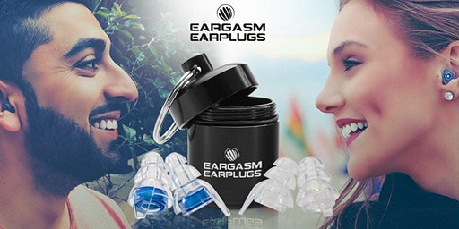 Eargasm Earplugs @ NAMM 2020