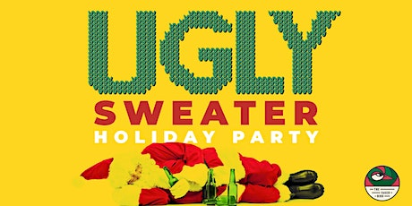 The UGLY SWEATER Holiday Party: Caged Bird: Music by MICKEY ROCKZ tickets