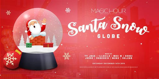 Magic Hour Presents: Santa's Snow Globe 2019
