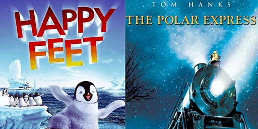 Holiday Movie Double Feature: Happy Feet & The Polar Express