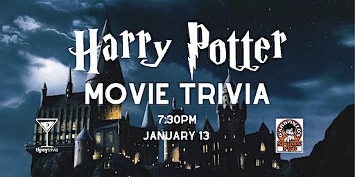 Harry Potter Movie Trivia - Jan 13, 7:30pm - Garbonzo's