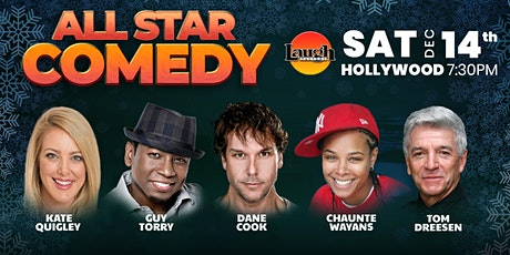 Dane Cook, Chaunte Wayans, and more - Special Event:  All-Star Comedy tickets