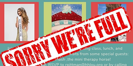 Harbor House Paint Party: Holiday Edition tickets