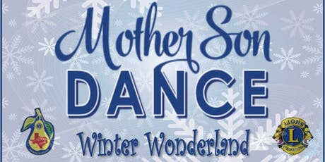 2nd Annual Mother & Son Winter Wonderland Dance tickets