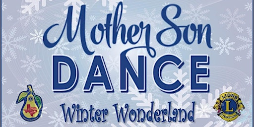 2nd Annual Mother & Son Winter Wonderland Dance