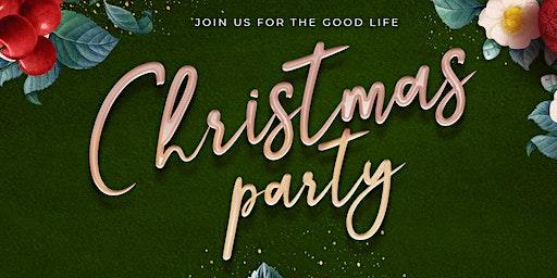 Jingle Mingle and Mix...The Good Life Christmas Party