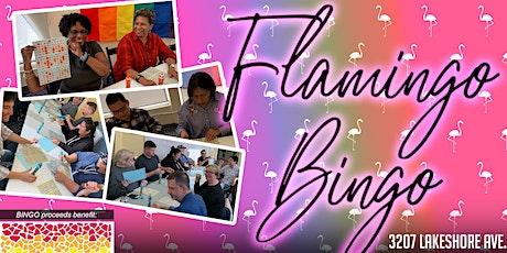 Flamingo BINGO tickets
