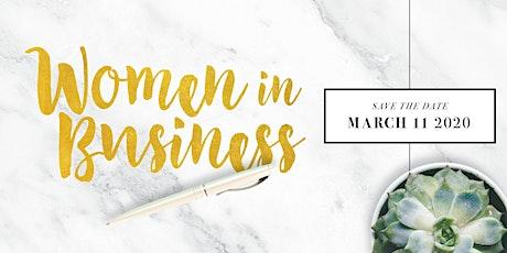 Women in Business Showcase tickets