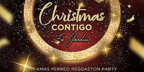 CHRISTMAS CONTIGO REGGAETON PARTY @ Le JARDIN HOLLYWOOD / FREE until 11pm tickets