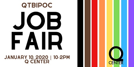 Portland QTBIPOC Job Fair tickets