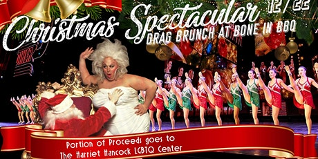 Christmas Spectacular Drag Brunch tickets